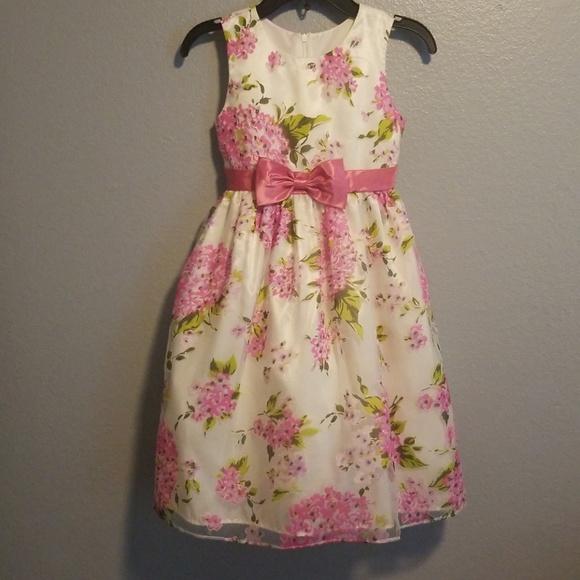 7fc272dc056 Jayne Copeland Other - Jayne Copeland Floral Print Size 6X Girls Dress